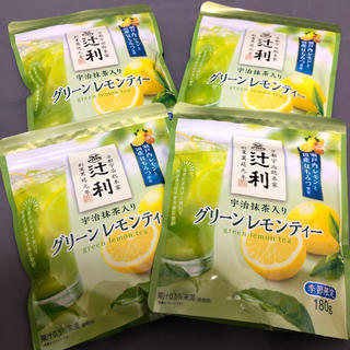 12袋セット 辻利 宇治抹茶 180g×12袋(茶)