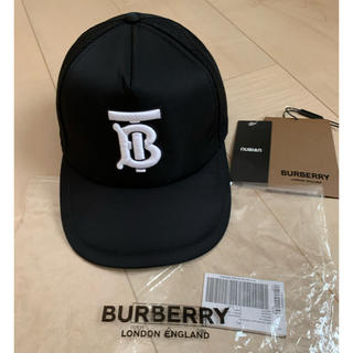 バーバリー(BURBERRY)のBURBERRY TRUCKER CAP(キャップ)