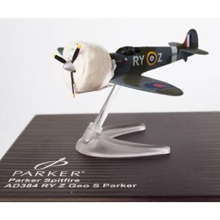 パーカー(Parker)の【非売品】PARKER パーカー Spitfire スピットファイア フィギュア(その他)