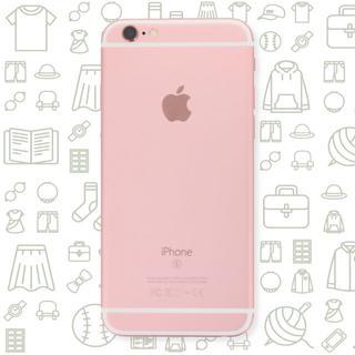 アイフォーン(iPhone)の【B】iPhone6s/128/SIMフリー(スマートフォン本体)