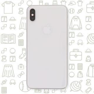 アイフォーン(iPhone)の【C】iPhoneXSMax/256/SIMフリー(スマートフォン本体)