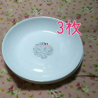 ヤマザキセイパン(山崎製パン)のお皿① 3枚(食器)