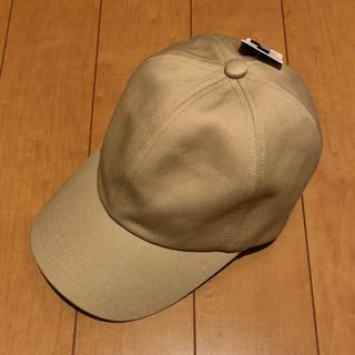 ジーユー(GU)のサイズ 57〜61cm*ローキャップ*新品・未使用品*GU(キャップ)