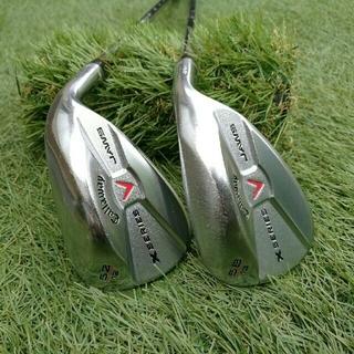 キャロウェイゴルフ(Callaway Golf)のキャロウェイ Xseries JAWS ウェッジ 52° 58° 2本セット(クラブ)