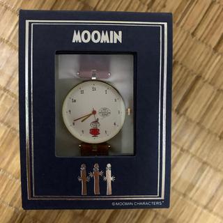リトルミー(Little Me)の値下げ★ムーミン ミィ 腕時計(腕時計)