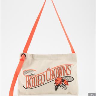 ロデオクラウンズワイドボウル(RODEO CROWNS WIDE BOWL)のロデオクラウンズ ショルダーバック サコッシュバック(ショルダーバッグ)