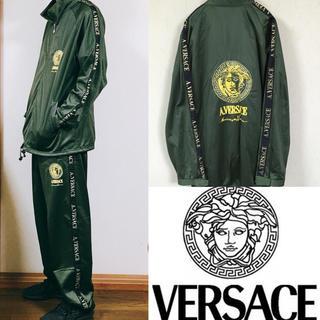 ヴェルサーチ(VERSACE)の90's VERSACE ヴェルサーチ セットアップ ジャージ メデューサ(ジャージ)