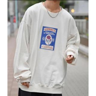 ハレ(HARE)のクティール、ロンT完売商品在庫無しM(Tシャツ/カットソー(七分/長袖))