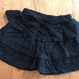 ショートパンツ 黒 95cm(パンツ/スパッツ)