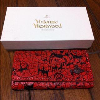 ヴィヴィアンウエストウッド(Vivienne Westwood)のVivienneキーケース(キーホルダー)
