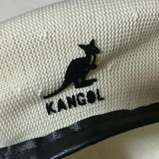 KANGOL - 【美品・レア】KANGOL/カンゴール パイピング ベレー帽 イギリス製