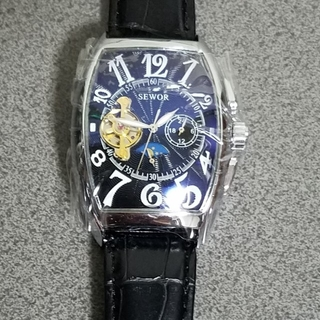 新品未使用メンズ 腕時計(腕時計(アナログ))