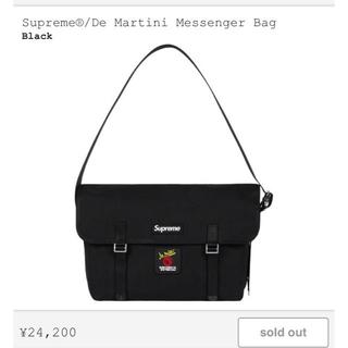 シュプリーム(Supreme)のシュプリーム Supreme@De Martini Messenger Bag(メッセンジャーバッグ)