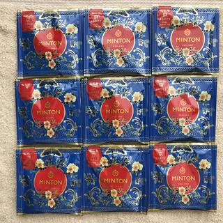 ミントン(MINTON)のミントン 和紅茶 ティーバッグ 京 9P(茶)