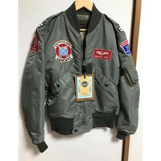 Buzz Rickson's - バズリクソンズl2フライトジャケット
