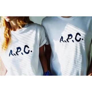 アーペーセー(A.P.C)の二枚セット APC relumeコラボロゴT(Tシャツ(半袖/袖なし))
