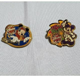 ミッキーマウス(ミッキーマウス)のディズニーランド ミッキー ピンバッジ(バッジ/ピンバッジ)