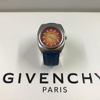 フォッシル(FOSSIL)のFossil 腕時計 カスタムベルト 尾錠 ブルー オレンジブラウン(腕時計(アナログ))