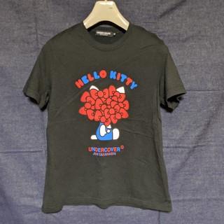 アンダーカバー(UNDERCOVER)のUNDERCOVER✕Hello KittyコラボTシャツ(Tシャツ(半袖/袖なし))