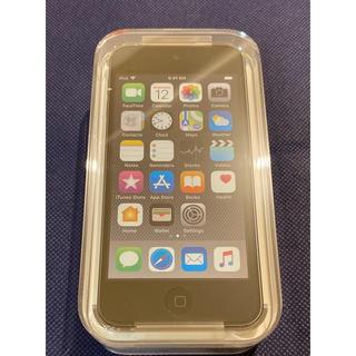 アイポッドタッチ(iPod touch)のiPod touch 128GB スペースグレイ (ポータブルプレーヤー)