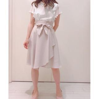 ウィルセレクション(WILLSELECTION)の新品 ウィルセレクション 洗濯 オフィス 会社 キレイめ MISCH MASCH(ひざ丈スカート)