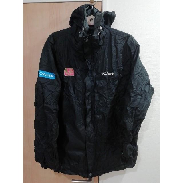 Columbia(コロンビア)のフジロック スタッフジャケット'09 メンズのジャケット/アウター(ナイロンジャケット)の商品写真