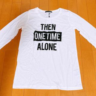 イング(INGNI)の長袖Tシャツ(Tシャツ(長袖/七分))