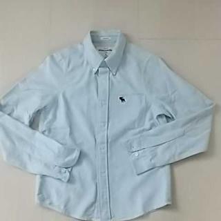 アバクロンビーアンドフィッチ(Abercrombie&Fitch)のアバクロキッズ シャツ サイズL(Tシャツ/カットソー)
