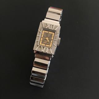 カバンドズッカ(CABANE de ZUCCa)の電池切れ シルバー 腕時計(腕時計)