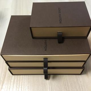 ルイヴィトン(LOUIS VUITTON)のルイヴィトンボックス  LOUIS VUITTON  BOX(ケース/ボックス)