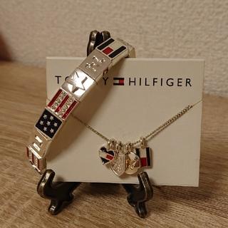 トミーヒルフィガー(TOMMY HILFIGER)のネックレス&ブレスレット(TOMMY HILFIGER)(ネックレス)