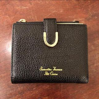 サマンサタバサプチチョイス(Samantha Thavasa Petit Choice)のサマンサタバサ 二つ折財布(折り財布)