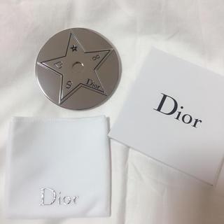 ディオール(Dior)のdior ノベルティー ミラー(ノベルティグッズ)