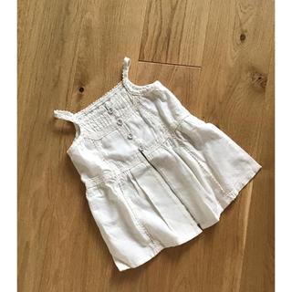 ビケット(Biquette)のキャミソール ビケット 90cm(Tシャツ/カットソー)
