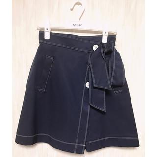 Rirandture - 【新品タグ付き】Rirandture♡ラップスカート風キュロット
