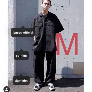 イズネス(is-ness)のM is-ness SO JOHN WIDE 6 POCKET パンツ(ワークパンツ/カーゴパンツ)