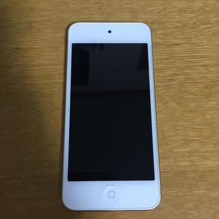 アイポッドタッチ(iPod touch)のIPod touch 第6世代 ゴールド 16GB 値下げ可(スマートフォン本体)