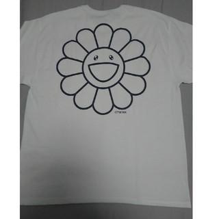 Takashi Murakami House Tee 白  村上隆 Tシャツ(Tシャツ/カットソー(半袖/袖なし))