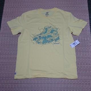 ティンバーランド(Timberland)のTimberland 新品 Tシャツ 黄 L(Tシャツ/カットソー(半袖/袖なし))