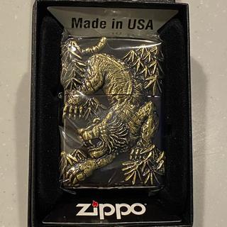 ジッポー(ZIPPO)のZIPPO TIGER タイガー ジッポー ライター(タバコグッズ)