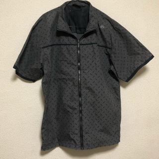 インパラ(IMPALA)のインパラ 半袖 ジップアップジャケット XL 大きめ(ナイロンジャケット)