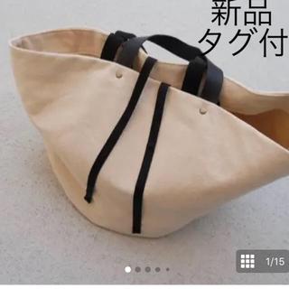 スタニングルアー(STUNNING LURE)の新品タグ付 blanc cen yori akiki obli mite (トートバッグ)
