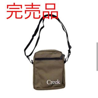 ワンエルディーケーセレクト(1LDK SELECT)のCreek Anglers Device TMR Pouch ショルダー バック(ショルダーバッグ)