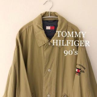 トミーヒルフィガー(TOMMY HILFIGER)のトミーヒルフィガー  ジャンパー アウター 90's 旧タグ(ブルゾン)