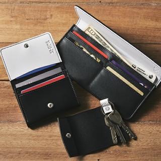 シップス(SHIPS)のSHIPS 長財布 カードケース キーリング 3点セット(長財布)