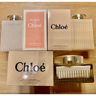 Chloe - 【Chloe】クロエ ボディローション&ボディクリーム