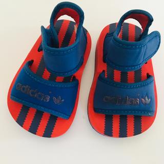アディダス(adidas)のaddasアディダス サンダル 12cm(サンダル)