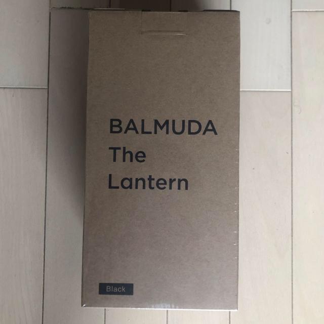 BALMUDA(バルミューダ)のバルミューダ・ランタン ブラック スポーツ/アウトドアのアウトドア(ライト/ランタン)の商品写真