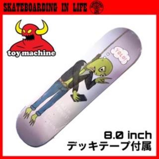 トイマシーン(Toy Machine)の〔新品〕TOYMACHINEデッキ Hunging Turtle デッキテープ付(スケートボード)