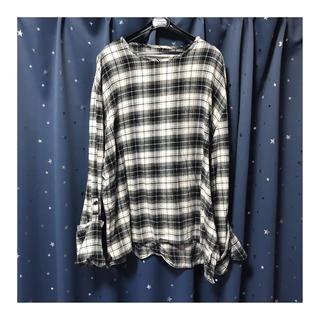 ミルクボーイ(MILKBOY)の♡ PARADOX / MUSULIN TOP ♡(Tシャツ/カットソー(七分/長袖))
